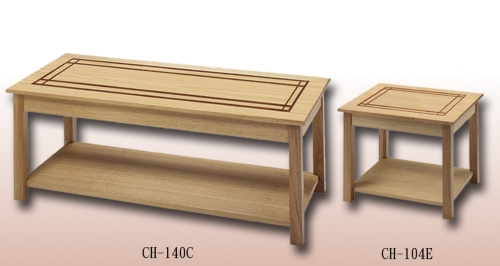 K/D Wooden Occasional/Coffee Tables