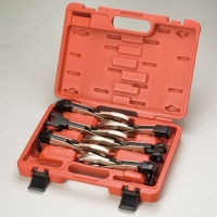 Axial plier set