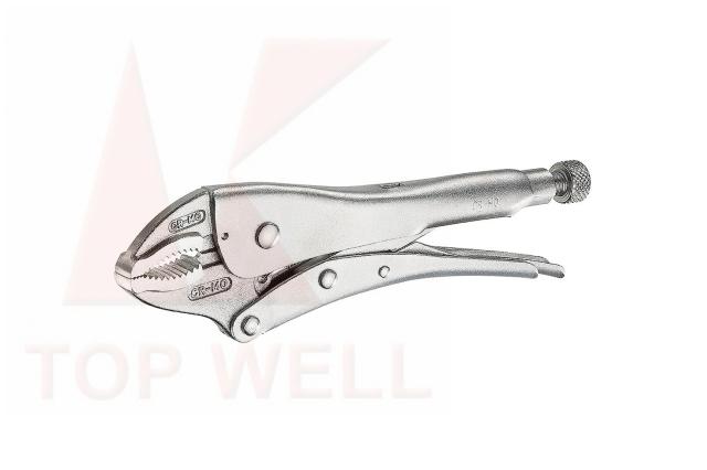 Curve Jaw Locking Pliers