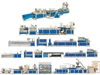 Cens.com 单 / 双 螺杆 PVC / PP / PE / ABS 各类建材 / 异型材押出生产线 英太兴业股份有限公司