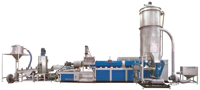 New Innovation – CONTINUOUS BEAD FOAM EQUIPMENT