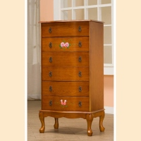 Six-Drawer Dressers/Vanities