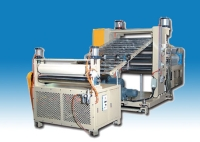 Plate-drawing machinery