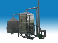 Furnace for Cleaning Plastic-Extruder Filter