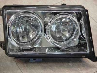2PCS Crystal Head Lamps