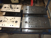 专业金属板模具