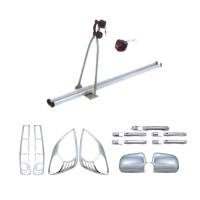 Chrome Parts / Bike Carrier