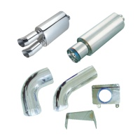 Cens.com Muffler XTREME TUNING INDUSTRIAL CO., LTD.