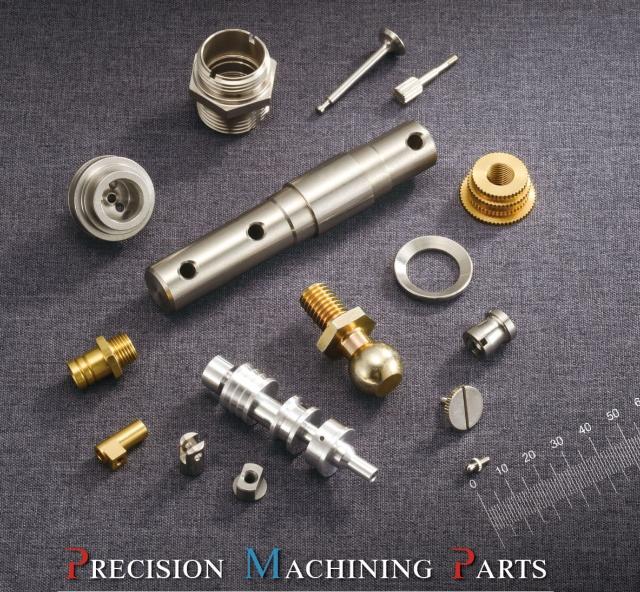 Precision machining Parts