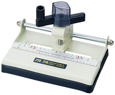 P- 1A DRILL PUNCH, STATIONERY