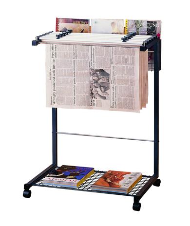 NS-100 NEWSPAPER & MAGAZINE STAND, STATIONERY