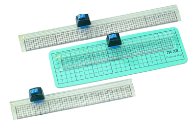 RC-1,RC-2 ,RC-3 RULER & CUTTER, STATIONERY