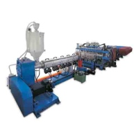 Cens.com PP Hollow Profile Sheet Extrusion Line LEADER EXTRUSION MACHINERY IND. CO., LTD.