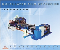 Multi-layer Film Co-extrusion Line