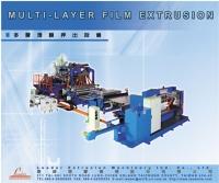 Multi-layer Film Co-extrusion Line