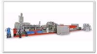 PP Hollow Profile Extrusion Machine