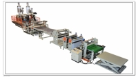 PC&ABS Co-extrusion Machine