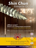 Cens.com Winer Screw® SHIN CHUN ENTERPRISE CO., LTD.
