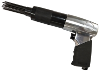 Air Hammer With Needle Scaler Attachment