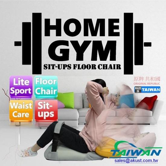 Home Gym Sit-ups Chair