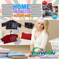 Home Organizer ez to fold Clothes
