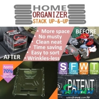 Home Organizer Stack Up-&-Up