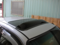 Sunroof Visors/ Sunroof Deflector