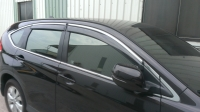 Injection Window Visor,Door Visor , Window Deflecor , vent visor For CRV