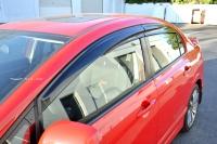 Mugen type Window Visor,Door Visor , Window Deflecor , vent visor