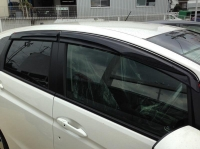 Mugen type Window Visor,Door Visor , Window Deflecor , vent visor