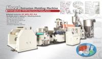 Plastic Sheet Extrusion Machine-PP/HIPS