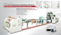 Plastic Sheet Extrusion Machine-PET