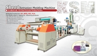 Plastic Sheet Extrusion Machine-PLA
