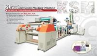 Plastic Sheet Extrusion Machine-PLA
