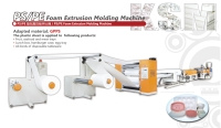 PS Foam Sheet Extrusion Machine