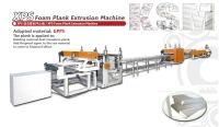 XPS Foam Plank Extrusion Machine