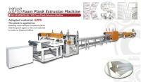 XPS Foam Plank Extrusion Machine