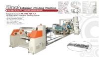 PET Twin Screw Extrusion Molding Machine