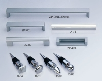 Metallic Parts & Accessories (including zinc-alloy handles, wine stoppers, etc.)