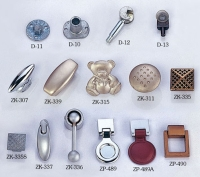 锌合金把手、家具组合五金零配件及组合器