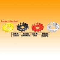 Racing cooling fans