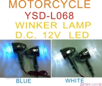Motorcycle/Blinker Lamps, and Universal LED