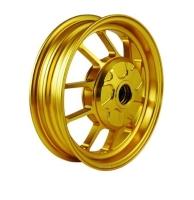 VESPA 10寸锻造铝钢圈2.5/后鼓