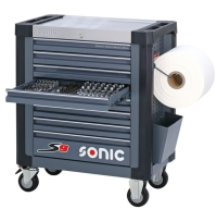 SONIC 369pc S9工具車組