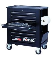 SONIC 277pc S10工具车组-黑