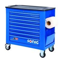 SONIC 485pc S11工具車組-藍