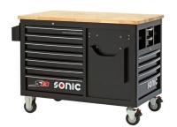 SONIC 540pc S13工具车组-黑