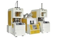 Semi-Auto PET Stretch Blow Molding Machine
