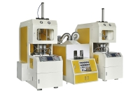 Semi-Auto PET Stretch Blow Molding Machine