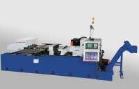 DEEP HOLE DRILLING MACHINES WITH AUTO-LOADING & UNLOADING DEVICES